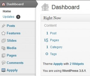 How to log in to wordpress dashboard