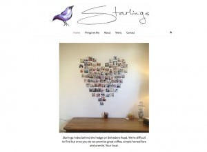 starlings cafe